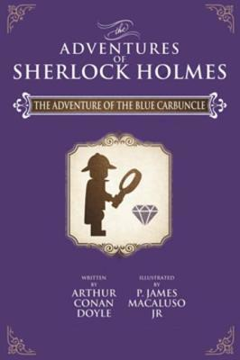 The Adventure of the Blue Carbuncle - Lego - The Adventures of Sherlock Holmes