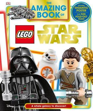 The Amazing Book of Lego Star Wars by David Fentiman