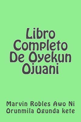 Libro Completo de Oyekun Ojuani