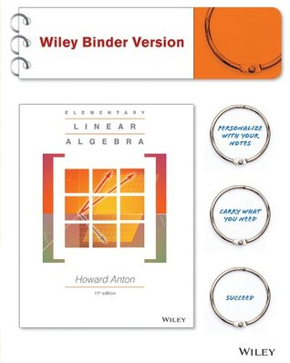 Elementary Linear Algebra [with WileyPLUS Access Code]