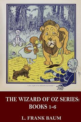 The Wizard of Oz Series: Books 1-6