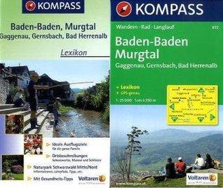 872: Baden - Baden - Murgtal 1:30, 000