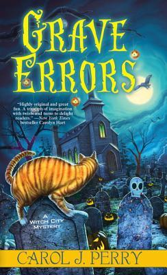 Grave Errors (Witch City Mystery #5)