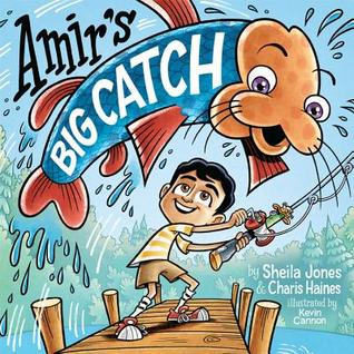 Amir's Big Catch