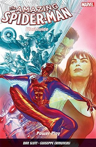 Amazing Spider-Man: Worldwide Vol. 3: Power Play