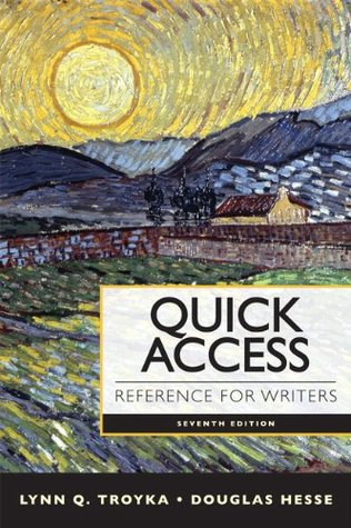 MyCompLab with Pearson eText -- Standalone Access Card -- for Quick Access Reference for Writers (7th Edition)