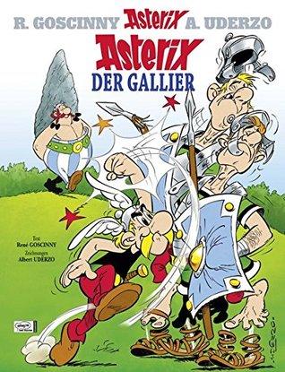 Asterix in German: Asterix der Gallier
