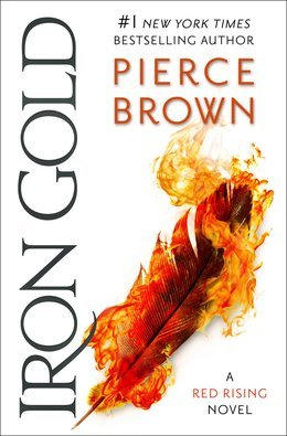 Iron Gold (Red Rising Saga #4)