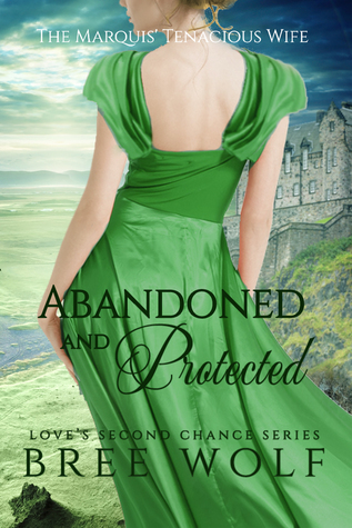 Abandoned Protected: The Marquis' Tenacious Wife (Love's Second Chance, #4)