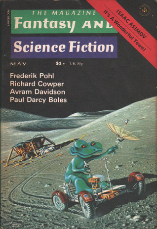 The Magazine of Fantasy and Science Fiction, May 1976 (The Magazine of Fantasy & Science Fiction, #300)