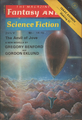 The Magazine of Fantasy and Science Fiction, July 1976 (The Magazine of Fantasy & Science Fiction, #302)