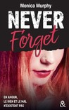 Never forget by Monica  Murphy