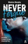Never Forgive by Monica  Murphy
