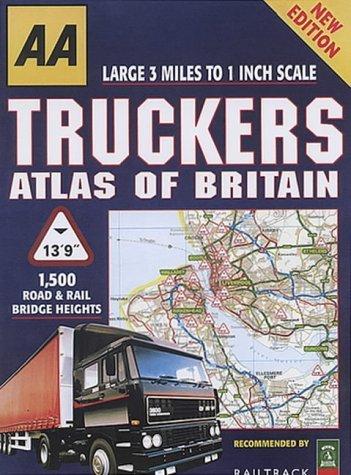 AA Truckers Atlas of Britain
