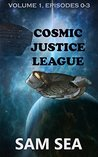 Cosmic Justice League by Sam Sea