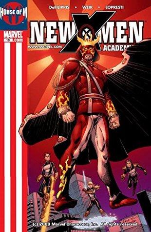 New X-Men #18