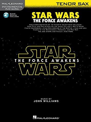 Star Wars: The Force Awakens: Tenor Sax