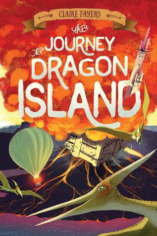 The Journey to Dragon Island (The Accidental Pirates #2)
