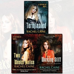 Revivalist Series 3 Book Bundle  (Terminated / Two Weeks' Notice / Working Stiff)