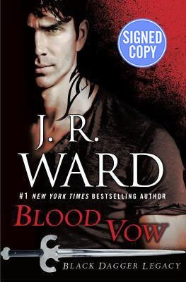 Blood Vow(Black Dagger Legacy 2)