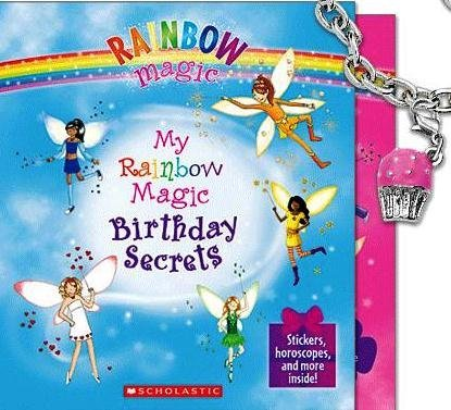 Rainbow Magic Friendship Pack : Includes: My Rainbow Magic Birthday Secrets and My Rainbow Magic Friendship Secrets (Rainbow Magic Series)