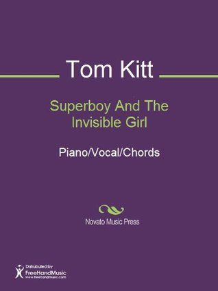 Superboy And The Invisible Girl Sheet Music (Piano/Vocal/Chords)