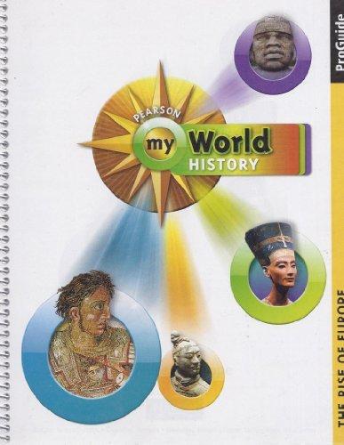 Pearson My World History, Survey ProGuide