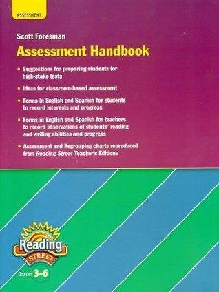Assessment Handbook, Grades 3-6