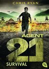 Agent 21 Survival by Chris Ryan