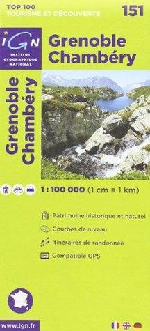 Grenoble / Chambéry ign