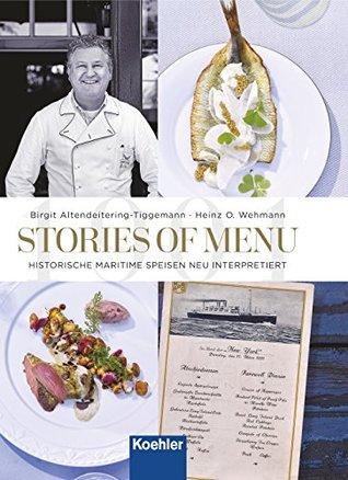 Stories of menu: Historische maritime Speisen neu interpretiert
