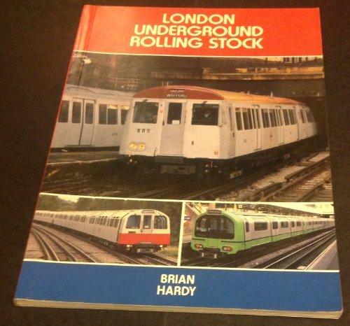 London Underground Rolling Stock 1988-89