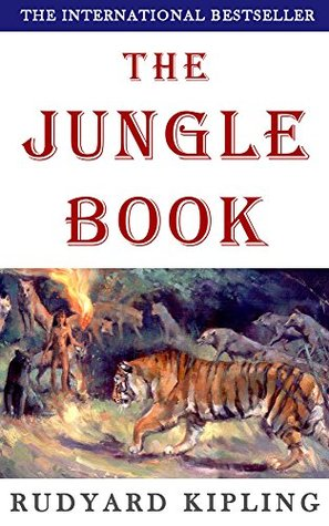 The Jungle Book (Illustrated): with free audiobook download (English Classics 5)