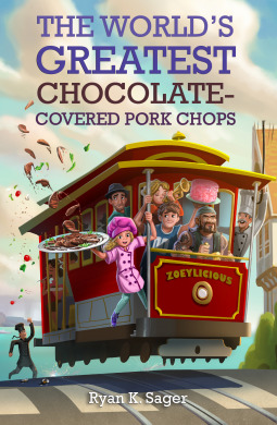 The World's Greatest Chocolate-Covered Pork Chops by R.K. Sager