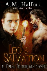 Leo's Salvation (Tulsa Immortals, #3)