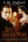 Leo's Salvation (Tulsa Immortals, #3)