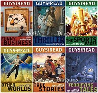 Guys Read: True Stories