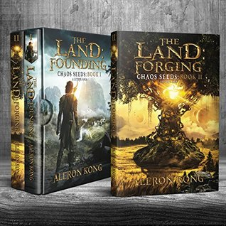 The Land Books 1 and 2 (Chaos Seeds #1-2)