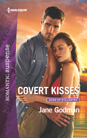 Covert Kisses (Sons of Stillwater #1)