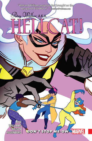 patsy walker a k a hellcat volume don t stop me ow