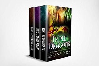 Triple Dragons - The 3 Book WereDragon Bundle