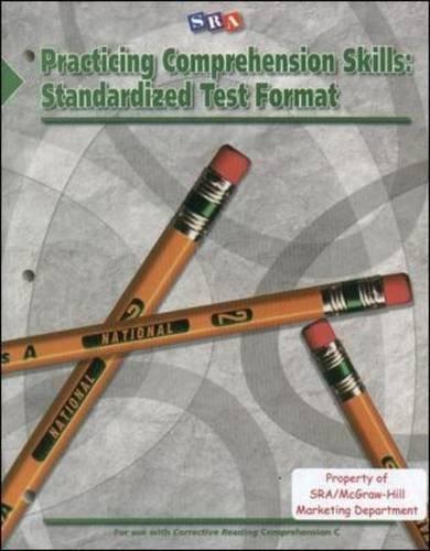 Practicing Comprehension Skills: Standardized Test Format - Level C Blackline Masters