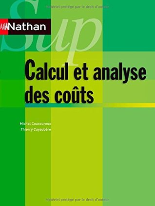 Contrôle de gestion - Calculs et analyse des coûts: Ouvrage numérique pdf