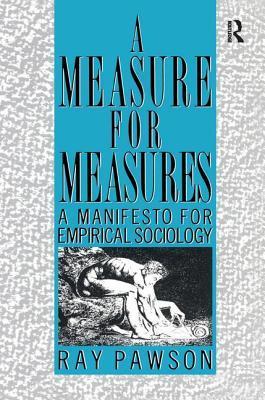 Measure for Measure: Manifesto