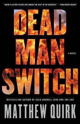 Dead Man Switch (John Hayes, #2)