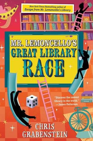 Mr. Lemoncello's Great Library Race (Mr. Lemoncello's Library #3)
