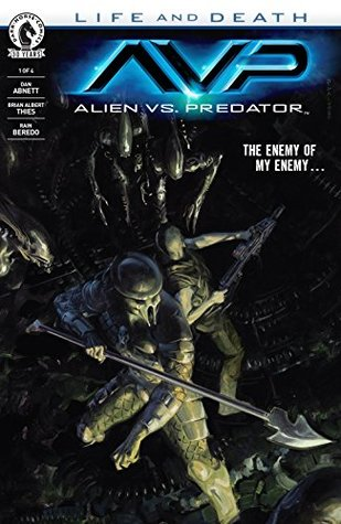 Aliens vs. Predator: Life and Death #1