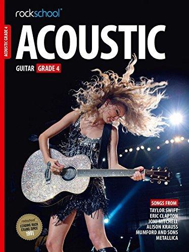 Rockschool Acoustic Guitar - Grade 4