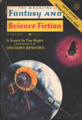 The Magazine of Fantasy and Science Fiction, August 1977 (The Magazine of Fantasy & Science Fiction, #315)