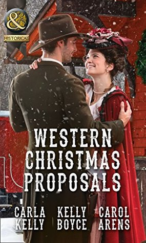 Western Christmas Proposals: Christmas Dance with the Rancher / Christmas in Salvation Falls / The Sheriff's Christmas Proposal